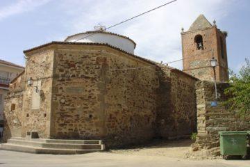 campanario de la iglesia de fresnedoso