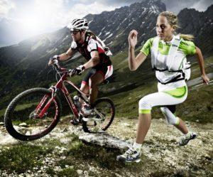 Bici - Senderismo - Running