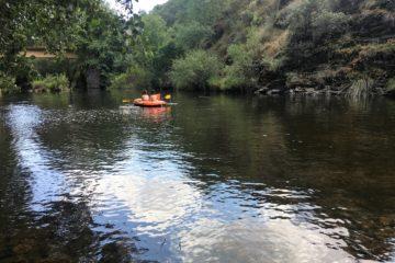 zona del puente del rio ibor
