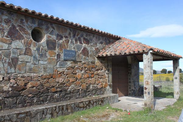 Ermita del pueblo fresnedoso de ibor
