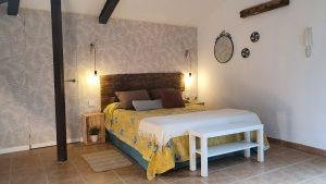 Dormitorio loft el olivo